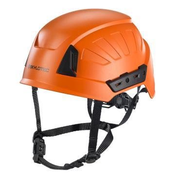 斯泰龙泰克SKYLOTEC 安全帽,PC/ABS壳体,抗电压1000V,BE-392-橙色