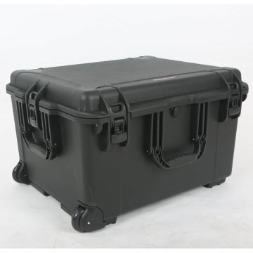 百力能 安全防护箱子,3750 黑色 海绵款,外尺寸:650×526×380mm 内尺寸:580×465×354mm,防水防尘等级:IP67