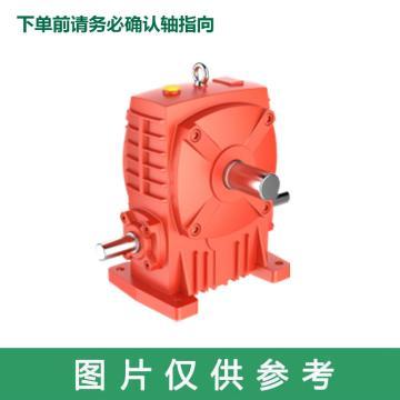 杰牌传动JIE 蜗杆减速机,规格120,速比50,WPA 120-50-A
