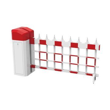 欄道閘套裝,JCH-KM03(含安裝,不含地坪處理,不含220V的市電拉線 )(僅道閘)