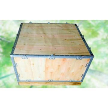 西域推荐 定制不锈钢全包边木箱子,2800×3500×550mm