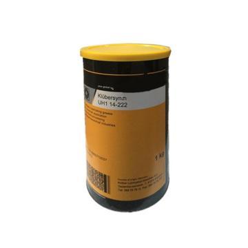 克鲁勃 食品级润滑脂,UH1 14-222,1kg/罐