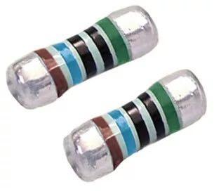 國產 五色環電阻,1M歐姆 定制