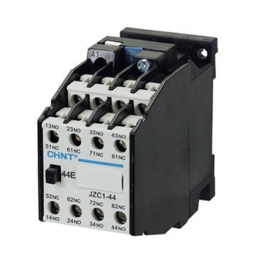 正泰 JZC1-44 220V 接触式继电器