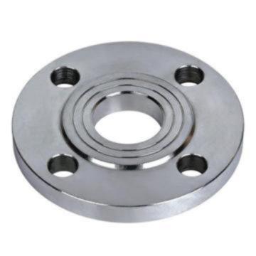 东晴 碳钢板式平焊法兰,DN50(内径B系列、压力PN10、密封凸面RF、制造标准GB9119-2042II)