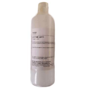 赛默飞世尔 Thermofisher, PH缓冲溶液标准溶液,PH7.00, 480mL/瓶,ECBU7BT