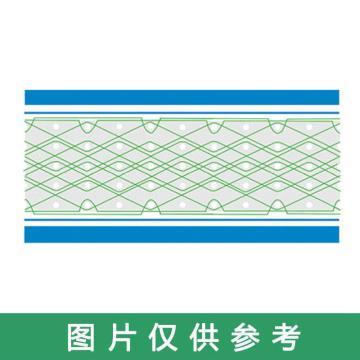 双箭 PVC塑料整芯阻燃输送带,1米宽,680S 1000*(1+1),煤安证号MIB060032