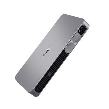 极米(XGIMI)New Z4Air 投影仪, 便携 手机投影同屏(高清 自动对焦 内置电池 网课投影)
