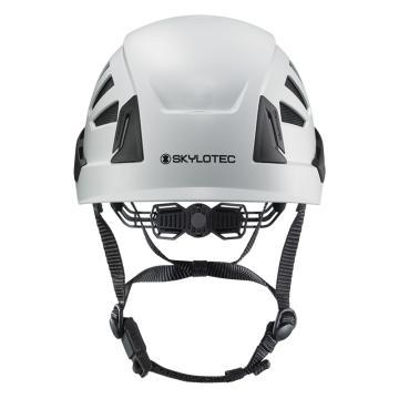 斯泰龙泰克SKYLOTEC 安全帽,PC/ABS壳体,BE-390-白色