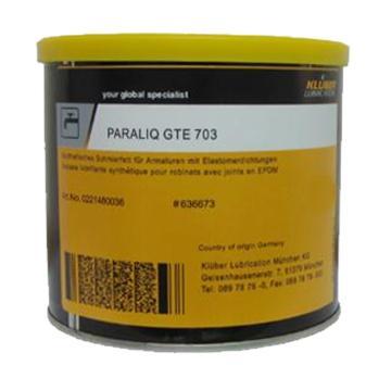 克鲁勃 润滑脂,PARALIQ GTE 703,500g/罐
