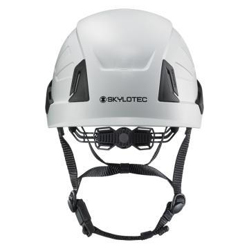 斯泰龙泰克SKYLOTEC 安全帽,PC/ABS壳体,抗电压1000V,BE-392-白色