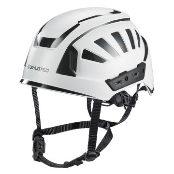 斯泰龙泰克SKYLOTEC 安全帽,PC/ABS壳体,抗电压1000V,带反光条,BE-393-白色
