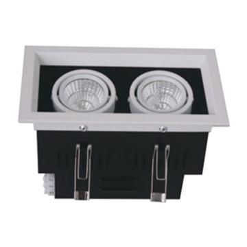 辰希照明 LED斗胆灯,LCXD3228 功率24W 暖光 单位:套