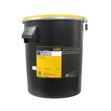 克鲁勃 食品级润滑脂,kluberfood NH1 94-402,25kg/桶