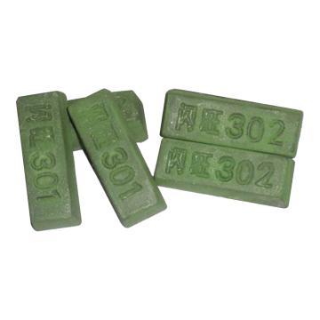綠色拋光膏301#,氧化鉻綠,100條/箱