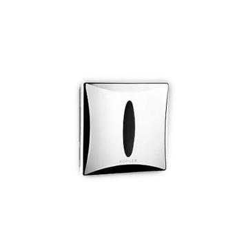 科勒 帕蒂歐超級節水型小便器感應器直流電(亞光鍍鉻),K-8988T-C01-SC