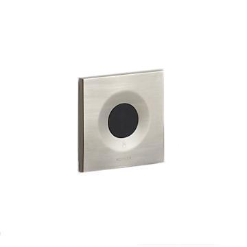 科勒 柏明小便器感應器-0.5/1L,直流,羅曼銀,K-30939T-BN