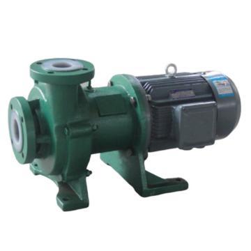 江南泵阀氟塑料磁力泵泵头,CQB50-32-160F泵头