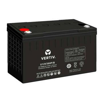維諦 12V/100Ah,蓄電池,U12V360P/B
