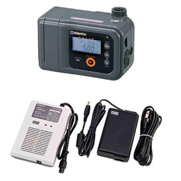 柴田科學 便攜式微型泵MP-Σ500N0Ⅱ,帶快速充電器(1個),1-5703-19