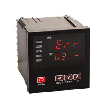 厦门博卡斯 智能温度巡检仪,BKS-105B04NI2N 96*96mm 4通道 万能输入 4-20mA输出