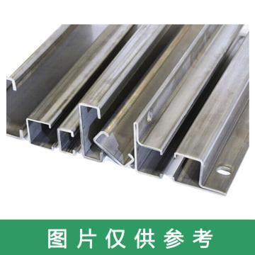 梅富Murtfeldt C型鋼槽,C3型鍍鋅鋼槽,長度2000,351020003