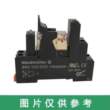 魏德米勒 电子产品,7760056023 RCL Kits 24Vdc 1CO LED,15个/包