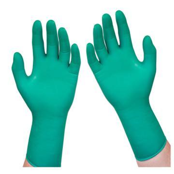 安思尔Ansell 丁腈/氯丁橡胶复合限次性手套,93260-S,300mm长,50只/盒