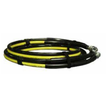 阿特拉斯Atlas 螺母拉伸器高壓軟管(單管),3M C/W C116 NIPPLE/CPLG,4PLY