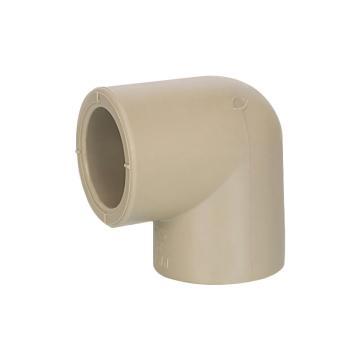 聯塑 90°彎頭(PP-R 配件)白色灰色隨機發貨,dn32