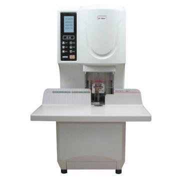 金典全自动财务装订机(液晶屏),GD-NB200