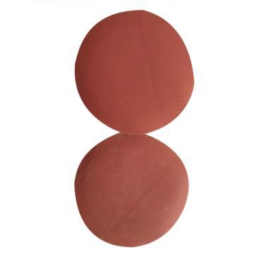 晶士霸圆形砂纸片,红砂 5英寸,400#,100片/盒