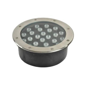 辰希照明 LED地埋灯,LCXN1001 黄光 功率24W 开孔φ235 单位:套