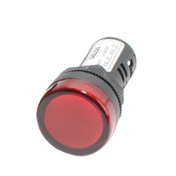 德力西 红色指示灯 LD11-22D AC 220V 红