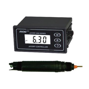 科瑞达 PH在线分析仪,PH-3520配PH1110B AC220V 10m线 BNC连接器