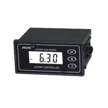 科瑞達 PH在線分析儀主機,PH-3500 電源DC24V 量程0~14 盤裝安裝