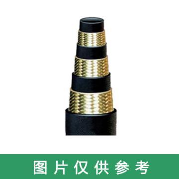 河北騰盛 三層鋼絲編織高壓膠管,Φ13,3層,20米/卷