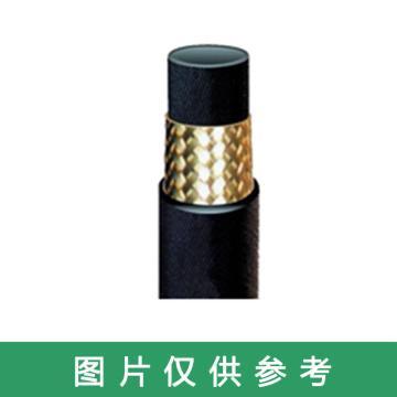河北騰盛 一層鋼絲編織高壓膠管,Φ6,1層,20米/卷