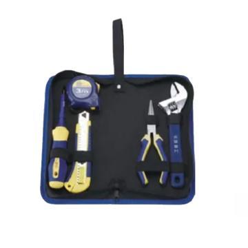 长城精工Greatwall 5件基本维修组合工具,255*120*57,404005