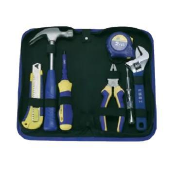 长城精工Greatwall 7件基本维修组合工具,274*135*57,403007