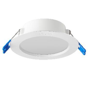 歐普 LED筒燈 皓易II LED MTD07003A12/17-皓易II-5W-930黃光 開孔直徑φ85-90mm,單位:個