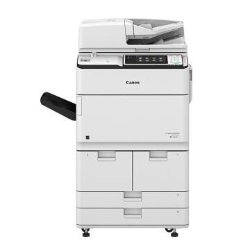 佳能(CANON)黑白數碼復合機,A3(打印 復印 掃描 發送 WIFI)IR-ADV 6575 含雙面輸稿器 一年保