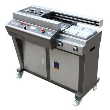 金典 落地胶装机,GD-W502
