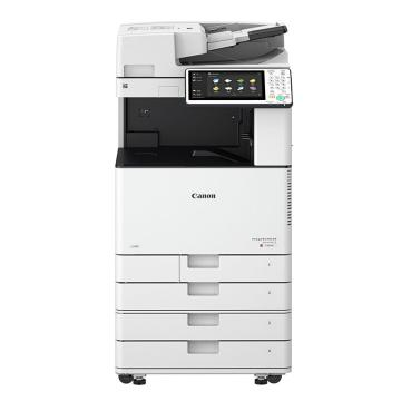 佳能(CANON)彩色數碼復合機,A3(打印 復印 掃描 WIFI)IR-ADV C3530 含同步輸稿器+工作臺 一年保