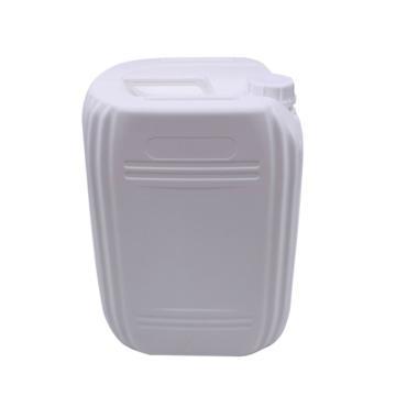 安賽瑞 塑料桶堆碼桶(5L),食品級化工桶油桶廢液桶密封塑料桶存水桶帶蓋方桶 白色