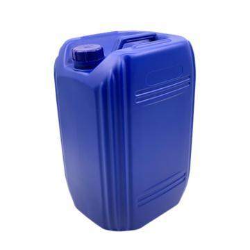 安賽瑞 塑料桶堆碼桶(5L),食品級化工桶油桶廢液桶密封塑料桶存水桶帶蓋方桶 藍色