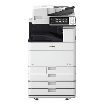 佳能(CANON)彩色數碼復合機,A3(打印 復印 掃描 發送 WIFI)IR-ADV C5550 含雙面輸稿器 一年保