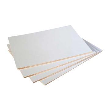 西域推薦 雙面白中密度板,中纖板,尺寸:1.22*2.44m,厚0.8cm,單位:張