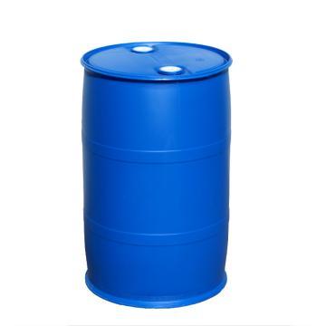 安賽瑞 雙環塑料化工桶 200L/10.5kg(1個裝),藍色閉口水桶油桶洗車桶 加厚化工廢液桶膠桶 超大容量桶