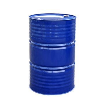 安賽瑞 圓形鐵皮閉口桶油桶 200L(1個裝),工業化工大鐵桶水桶柴油汽油桶 鐵皮包裝桶 藍色烤漆
